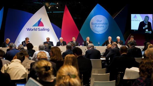 World Sailing concluye la reunión del consejo y celebrará mañana las elecciones