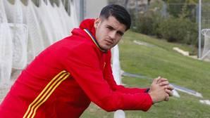 Morata: «Pensé que no era una opción para el Madrid»
