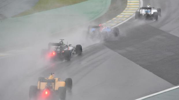 Fórmula 1 | GP de Brasil:  Hamilton gana la sinfonía del caos