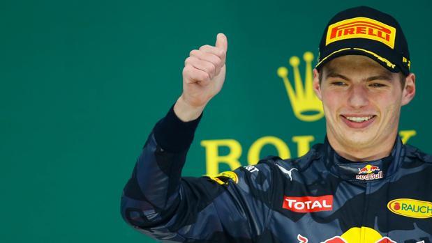 Fórmula 1 | GP de Brasil:  El show de Max Verstappen
