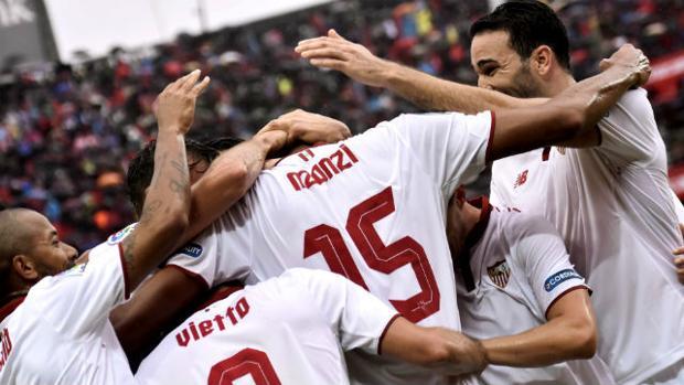 El Sevilla FC, el quinto que más salario paga a sus jugadores