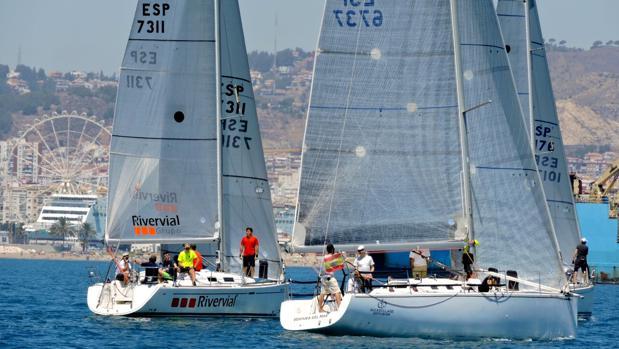 Ventura del Mar y Maraván se anotan la novena prueba del Trofeo Bahía de Málaga
