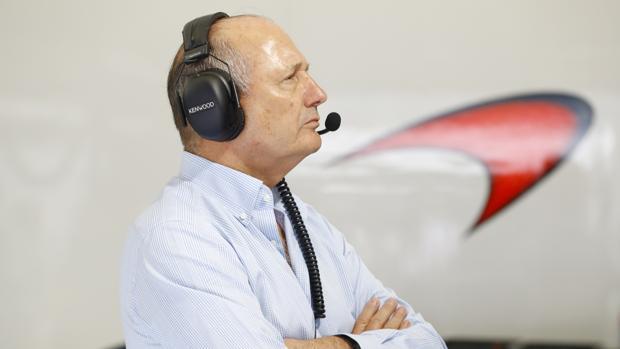 Fórmula 1:  Ron Dennis deja la dirección de McLaren