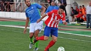 El impresionante gol de volea de Christian Beltrán para el Don Benito