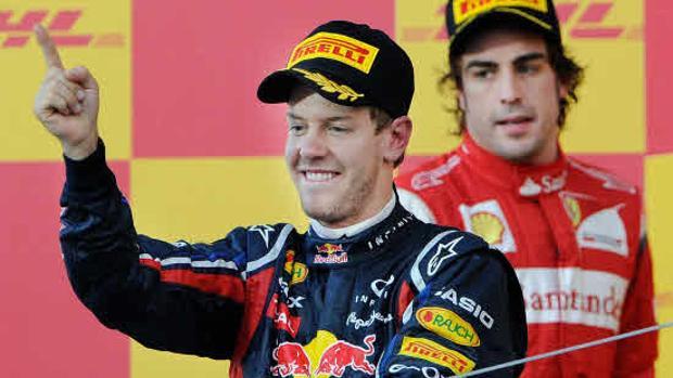 Fórmula 1:  La hostilidad entre Alonso y Vettel viene de muy lejos