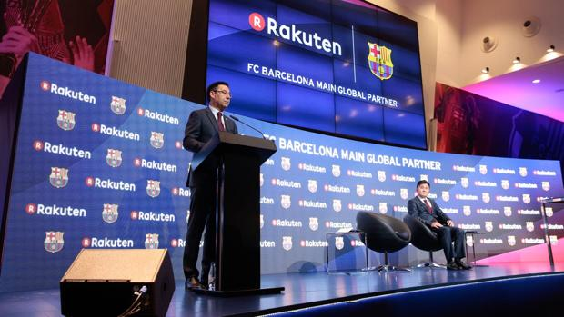 FC Barcelona:  ¿Qué es Rakuten?