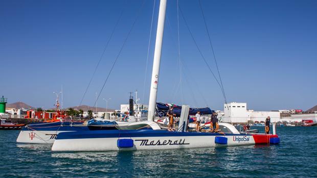 Lanzarote prepara la RORC Transatlantic Race