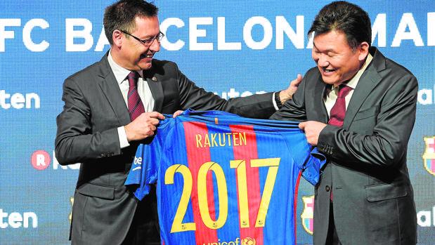 El auge de Asia llega al Barça