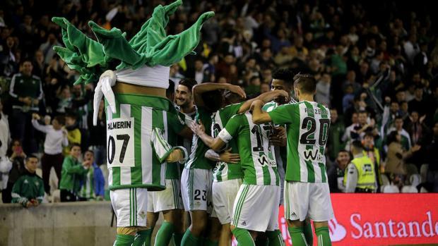 Betis-Las Palmas:  Víctor da otro aire al Betis
