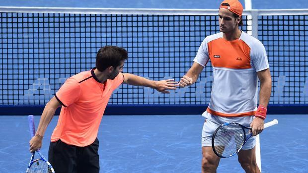 Feliciano y Marc López dicen adiós al Masters