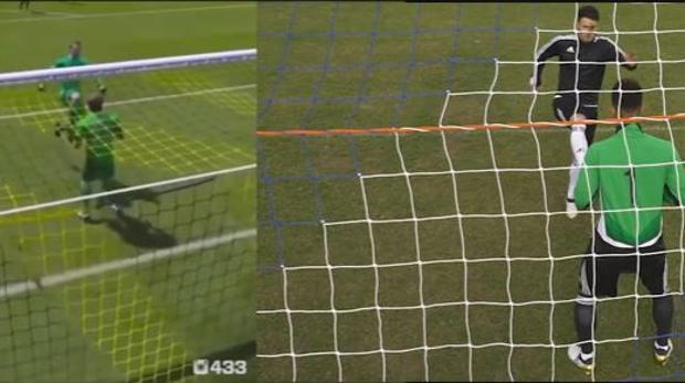 Los fallos más hilarantes del FIFA, en el fútbol real