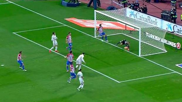 ¿Paradón de Oblak o gol de Cristiano?