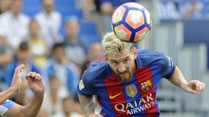 Un Barça deprimente sube el precio de la renovación de Messi