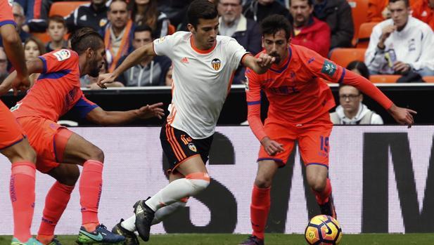 Valencia-Granada en directo