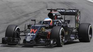 La botella medio llena de Eric Boullier en McLaren