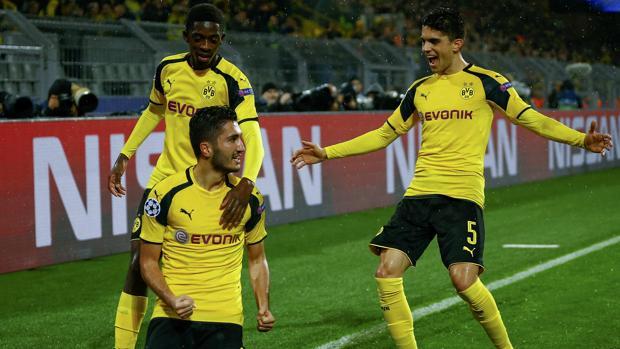 Resultado Borussia-Legia:  El Borussia saborea la locura en Dortmund