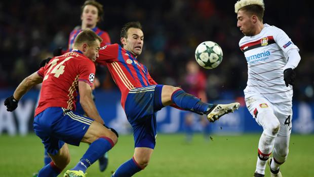 Resultado CSKA-Bayer Leverkusen:  El Leverkusen deja fuera al CSKA