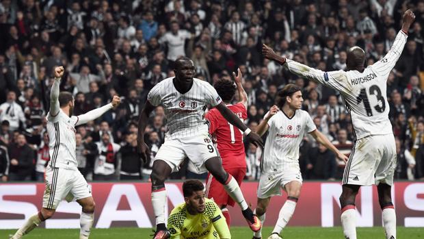 Milagro del Besiktas en Estambul
