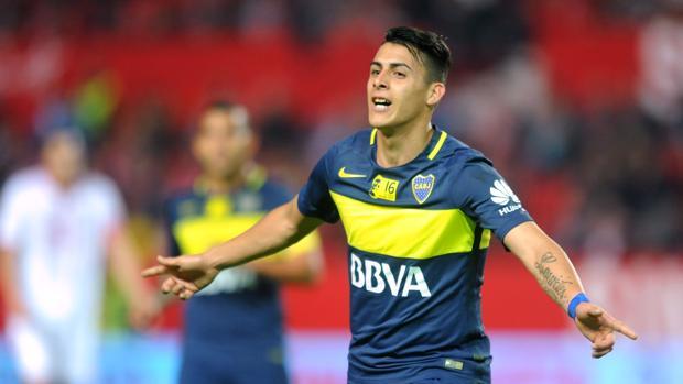 Un periodista argentino pierde los papeles por un gol