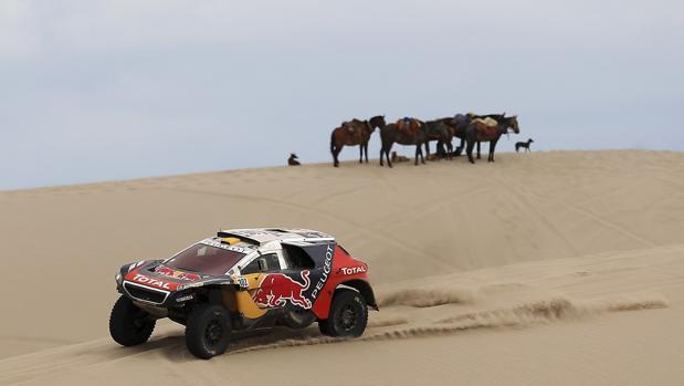 La dureza extrema del Dakar 2017
