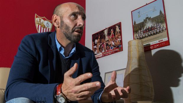 Monchi: «Amo al Sevilla FC, es más que mi trabajo, es mi vida»