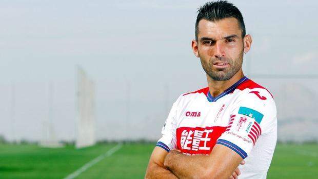 David Barral: «Fue una tontería. Cuenca es mi mejor amigo en el equipo»