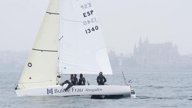 26 barcos en el Trofeo Bufete Frau del Club de Mar