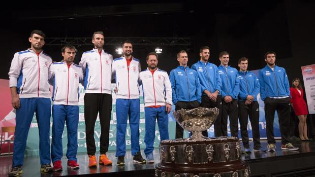Croacia-Argentina:  Una «final de altura» para la Copa Davis