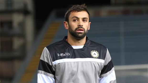 Un defensa del Udinese lesiona a tres compañeros