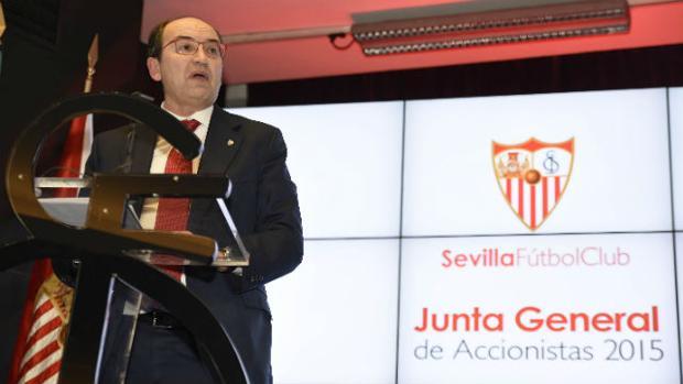 Hacienda multa al Sevilla por supuestas irregularidades en la tributación de las comisiones a los agentes de futbolistas