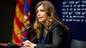 Dimite Susana Monje, vicepresidenta económica del Barcelona