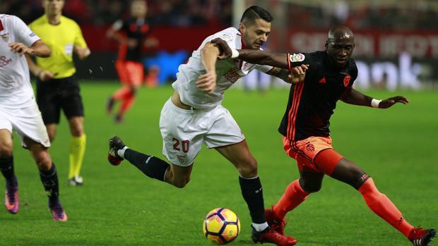 En directo: Sevilla FC - Valencia CF