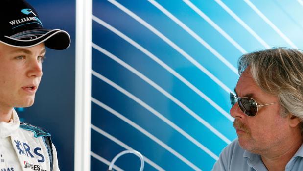Gran Premio de Abu Dabi:  Rosberg: «Estoy orgulloso de haber conseguido la misma hazaña que mi padre»