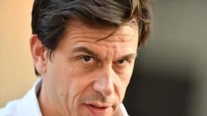 Rapapolvo del jefe de Mercedes a Hamilton por desobedecer al equipo