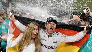 Rosberg, el campeón metódico e inexpresivo