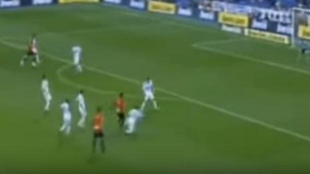 Tragedia del Chapecoense:  El maravilloso gol de Cleber Santana en el Bernabéu