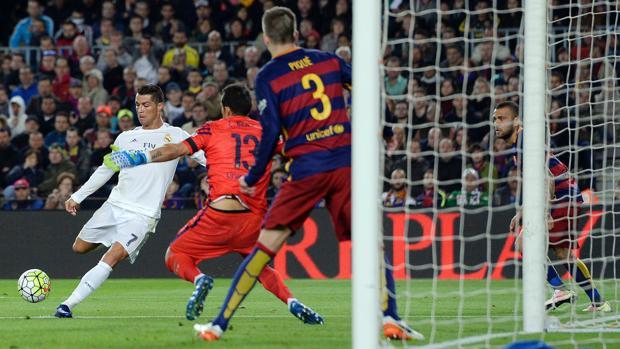 Barcelona-Real Madrid de la pasada campaña en el Camp Nou