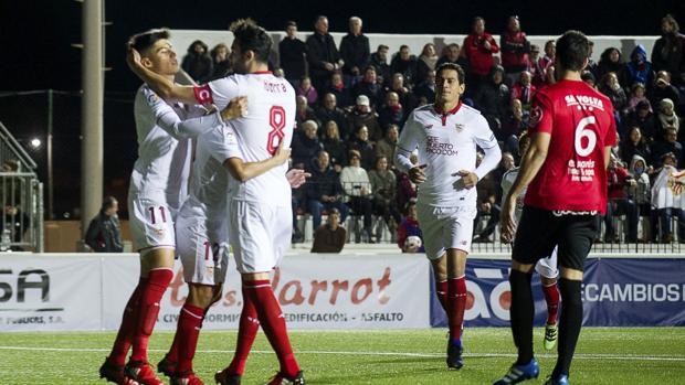 Formentera-Sevilla:  El Sevilla aparca la Copa hasta enero