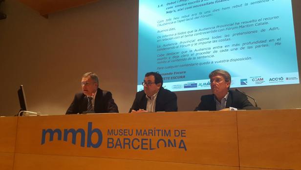 Jordi Senties renueva la presidencia de ADIN y FADIN