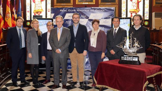 Diez naciones y 418 deportistas en el Trofeo Ciutat de Palma
