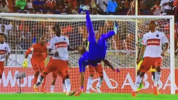¿Logró marcar Masuluke Oscarine el gol más épico?