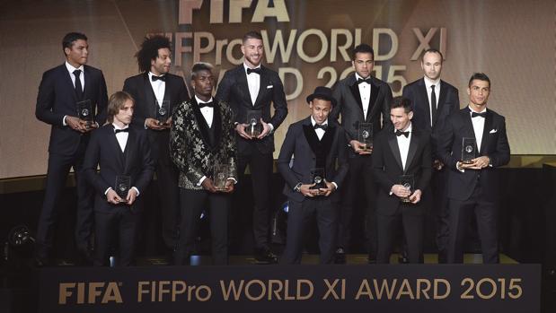Los ganadores del año pasado en esta categoría