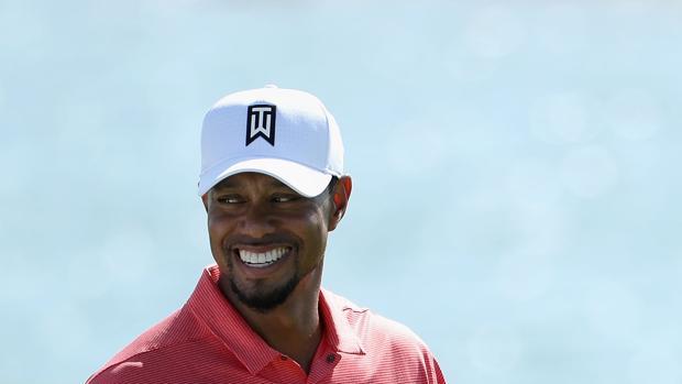 Tiger Woods, de nuevo en acción