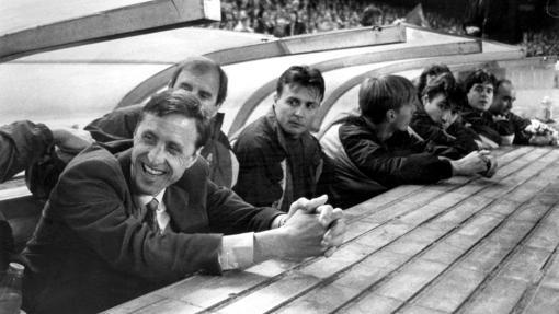 Johan Cruyff, el técnico con mas victorias