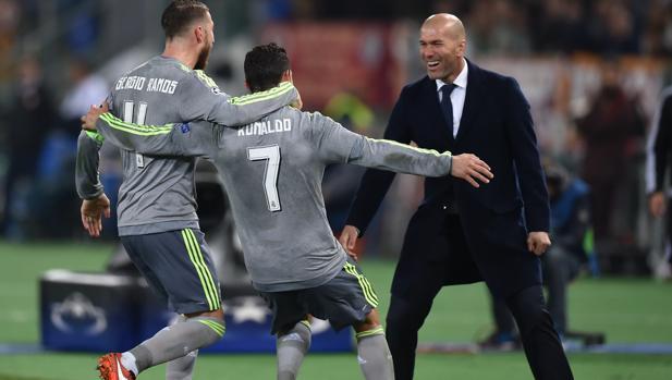 El Real Madrid saca pecho en el once ideal de la UEFA de 2016