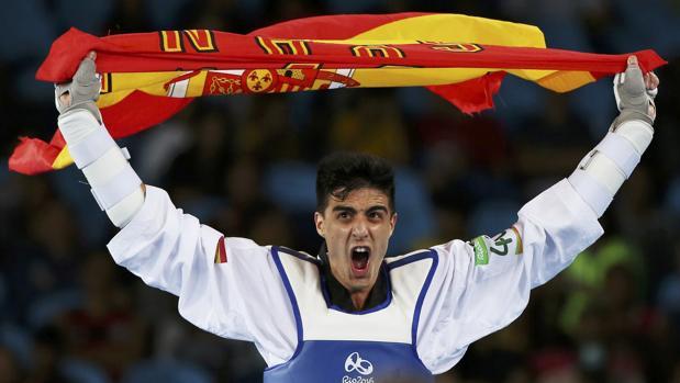 Joel González: «Sería bonito despedirme del taekwondo con otra medalla en Tokio»