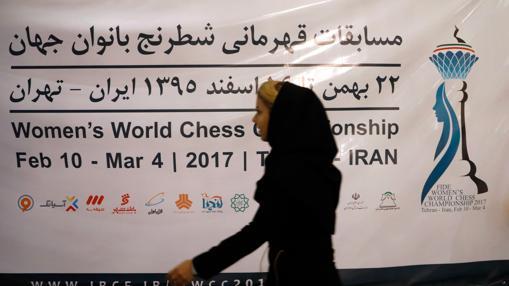 Es la primera vez que se celebra el torneo en Irán