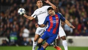Recogida de firmas para repetir el Barça-PSG