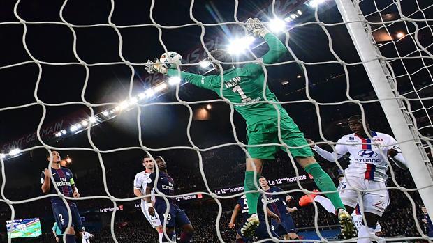 PSG-Lyon:  El PSG alarga el pulso con el Mónaco