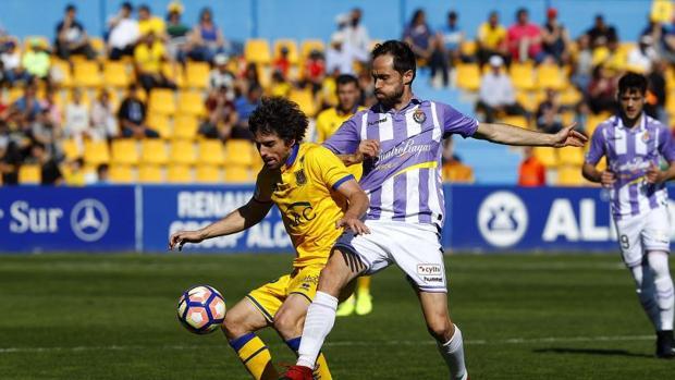 Alcorcón-Valladolid:  Juan Villar acerca al Valladolid al playoff